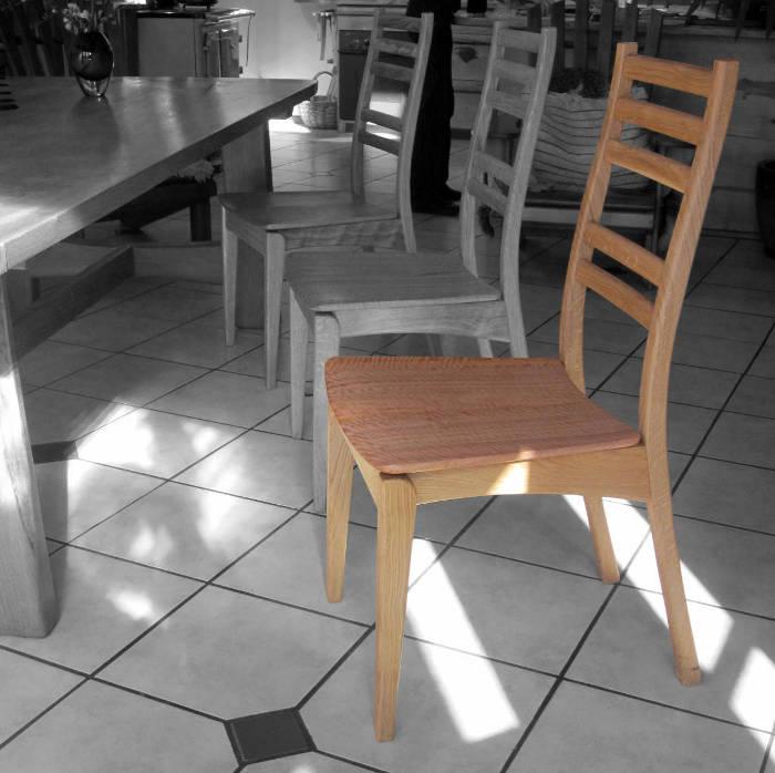 Elm eucalyptus chair